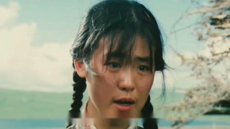 A037牧马人电影影视剧片段女主配音模仿视频制作AE模板