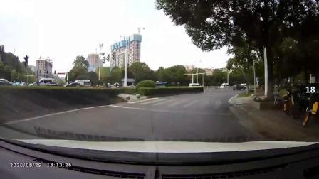 2020年8月31日左右国内交通事故视频合辑