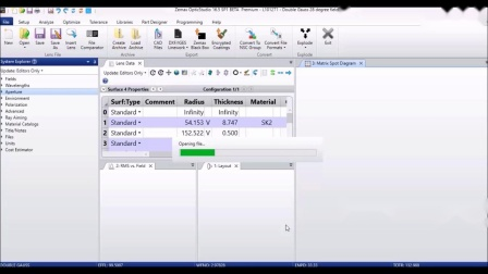 Getting started with OpticStudio_part 2 of 3