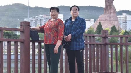 志丹县人工湖  拍摄:延安-白玉安