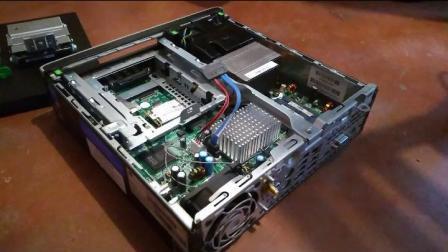 HP Compaq Elite USDT 8000/8200/8300 系列拆装机视频 3