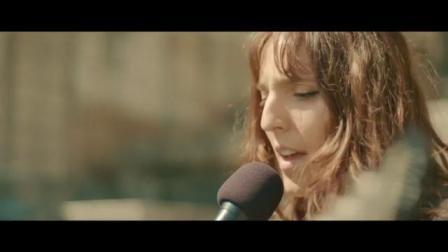 Michelle Blades en session live à Rock en Seine 2020