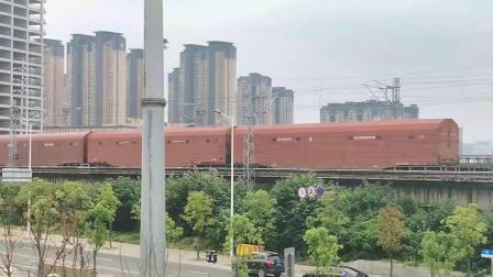 【火车视频集锦】夏末学前,芜湖赏车