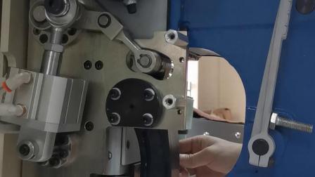 美国缝包机新型切刀