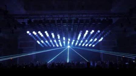 央企大型发布会视觉创意开场运用多媒体高端科技呈现震撼开场表演
