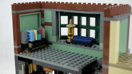 [速拼]乐高LEGO 哈利波特75978对角巷