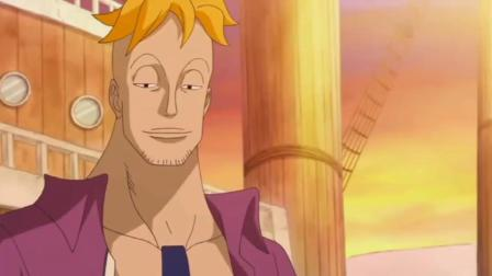 海贼王:艾斯加入白胡子成为二把手,黑胡子当时好可爱