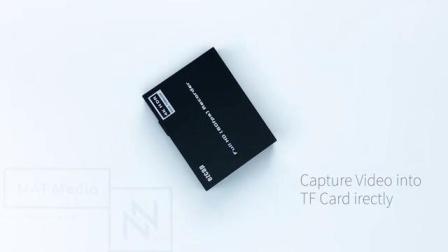 ezcap274高清视频录制盒