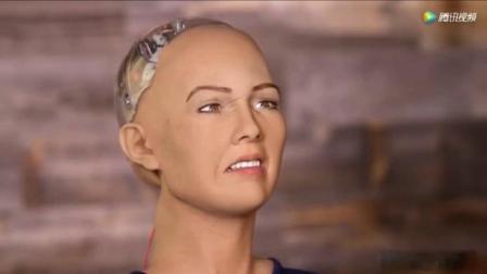 机器人与人类对话记实片