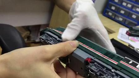长鸣火车模型-ND3打开车壳方法