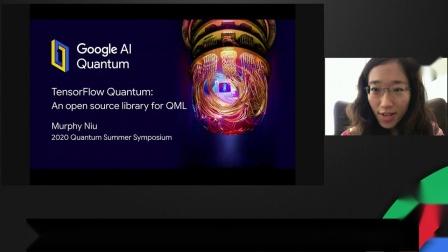 TensorFlow Quantum (Quantum Summer Symposium 2020)