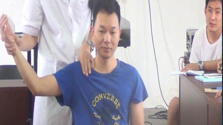 领力度张振听:肩关节肘关节脱臼的手法复位