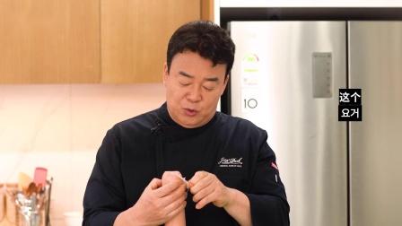 韩国人在家都吃什么?复刻·回忆盒饭中的香肠煎饼!