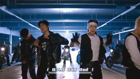 SuperJunior D&E(李东海,李赫宰) B.A.D MV 中韩字幕