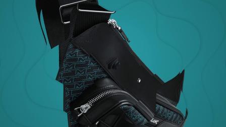 全新万宝龙M_Gram 4810皮具系列腰包