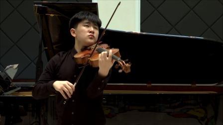 九儿 畅想曲——中提琴演奏;朱鹏熹