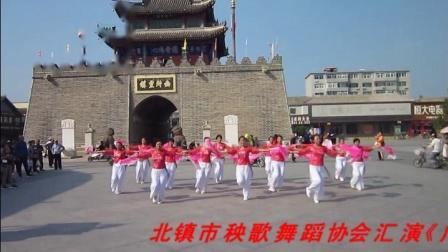 高力板舞蹈队《广场舞》制作-东明2020.9.6