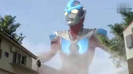 奥特曼:怪兽在打斗中发现它需要银河奥特曼,于是他就打别的怪兽了