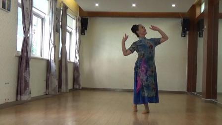 舞蹈 探清水河  编舞: 子颜老师   习舞:月亮