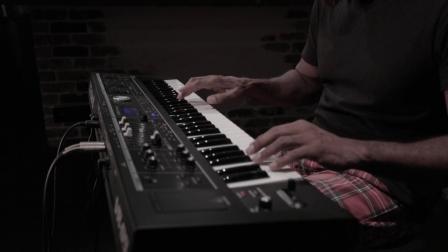 Roland V-Combo VR-09-B Live Performance Keyboard Vintage Organ Sound Preview