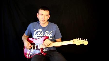 Fender MIM 和 英特吉Vintage Icon V6 电吉他音色对比