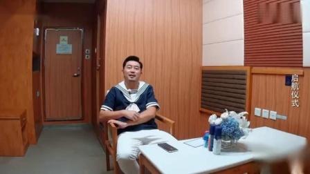 奔跑吧:蔡徐坤打电话给沙溢:喜欢你有始有终,莫名感动!