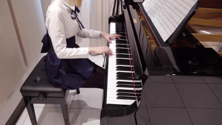 命运之夜 OP1 oath sign LiSA [钢琴曲][日本Pan演奏]
