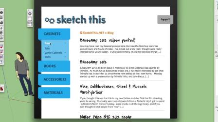 SketchThis Kitchen Design Plugin 2020插件介绍