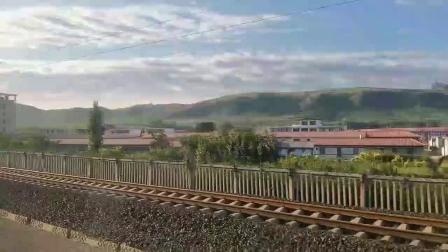 【火车视频集锦】一路北上闯关东:2020返校行纪
