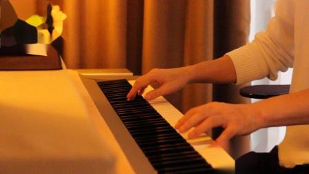 《夜色钢琴曲》寂静的夜 - 赵海洋最新原创音乐视频