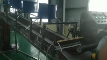 免冻免搓洗红薯粉条机操作过程