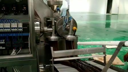 红薯粉条机禹州一个客户用来做焖子