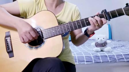 吉他弹唱-暧昧(cover:侯湘婷)