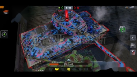 【WOTB】SPIC单挑IS-6