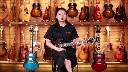 Epiphone SG Prophecy预言电吉他测评【世音琴行】