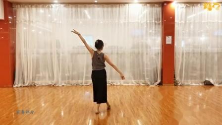 藏族舞蹈《雪莲》(编表:原昌森 背面教学:江小鱼儿)