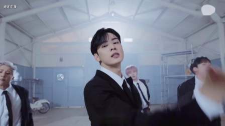 ASTRO Knock(去找你) Suit Dance 中韩字幕   神迹字幕组
