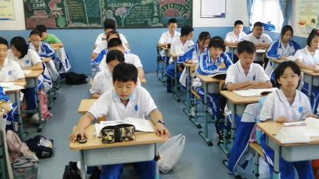 """天津市第四十八中学七年三班同学朗读""""古代诗歌四首"""""""