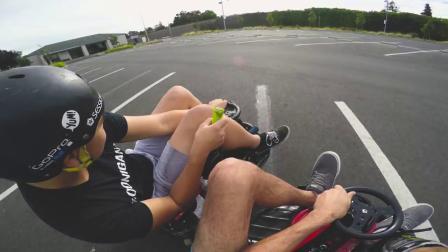 双人漂移Crazy Cart