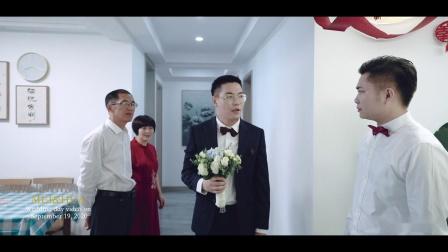 《MEI+HUA》2020.9.19漫步云汀婚礼快剪视频