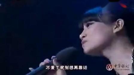 朱桦《咔》现场演唱(2009年)
