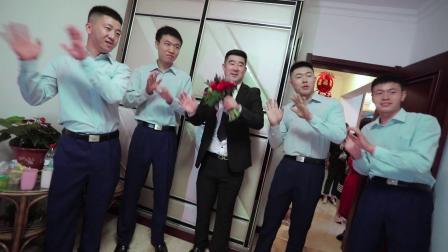 吴夕&朱美潼(迎亲快剪)