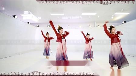 肖帮舞蹈J0001清平乐汉唐风舞蹈古风年会商演舞蹈教学