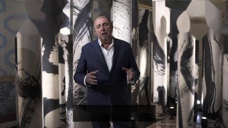 【从天而降 —— ALCANTARA书法之旅】对话ALCANTARA®主席兼首席执行官Andrea Boragno