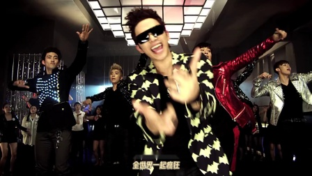 2PM HANDS UP MV 中韩字幕