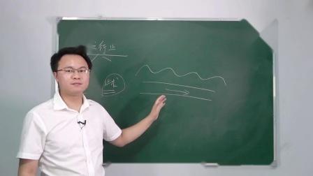 峦头风水(9)如何判断龙是行走的还是停止的?李双林