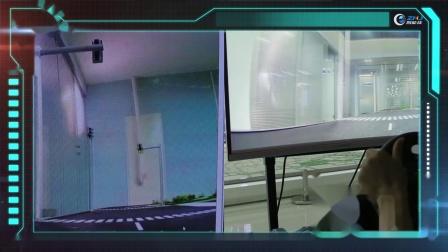 车路协同实验与教学先导平台 UI展示系统