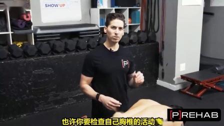 「[P]Rehab」消除肩胛内侧的慢性疼痛(菱形肌位置的疼痛)_哔哩哔哩 (゜-゜)つロ 干杯~-bilibili