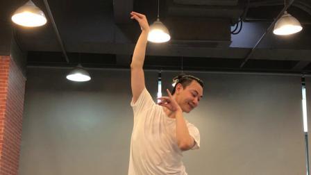 八月网课舞姿情感训练【国色天香】