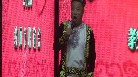 17独唱《我爱你中国》